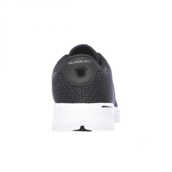 Pantofi Dama SKECHERS GOWALK 4 - GLORIFY BLACK/WHITE