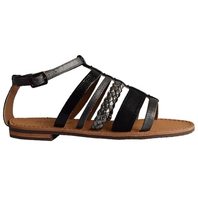 Xarashoes Sandale GEOX D722CE 0qmpe C9b1g  Black 1