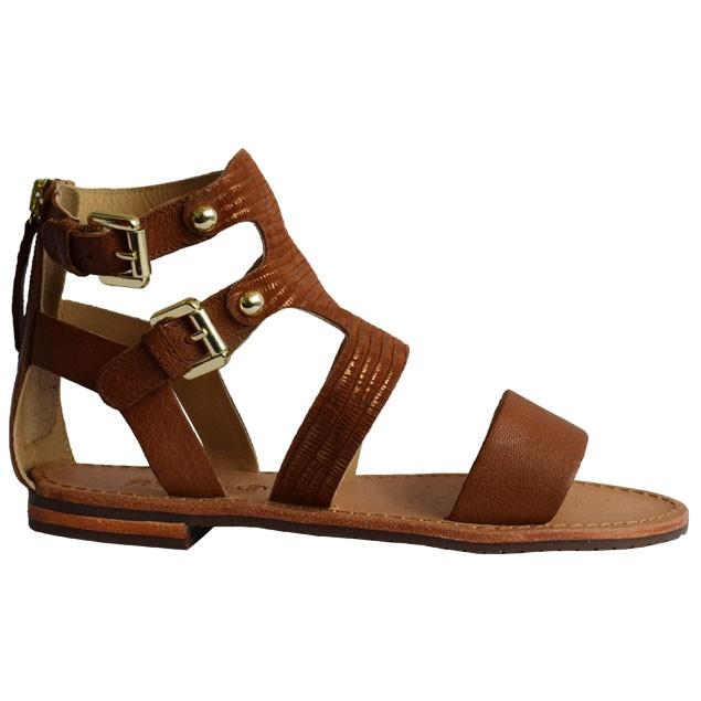 Xarashoes Sandale GEOX D722CG 08141 C0013 Brown 1