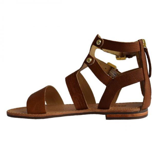 Xarashoes Sandale GEOX D SOZY G D722cg Brown