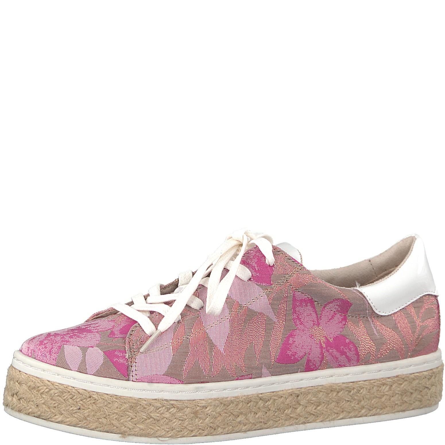 Xarashoes Pantofi femei S.Oliver 5-5-23654-20 589 Rose Multi 1