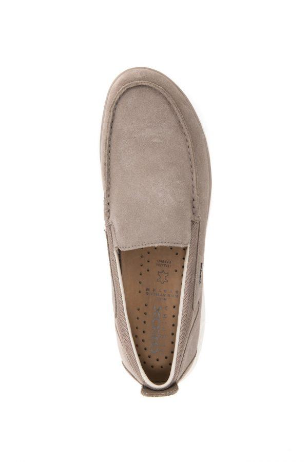 Pantofi Barbati Geox U82D7D 00022 C6029 Taupe
