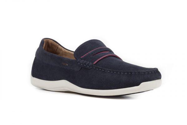 Pantofi Barbati Geox U64D3A 00022 C4021 Dk Navy