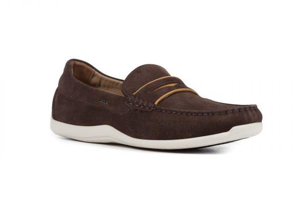 Pantofi Barbati Geox U64D3A 00022 C6005 Chocolate