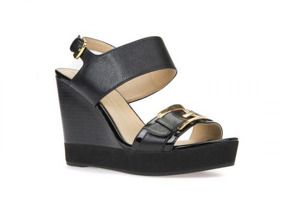 Sandale Geox D82P6E_08502_C9999 Black