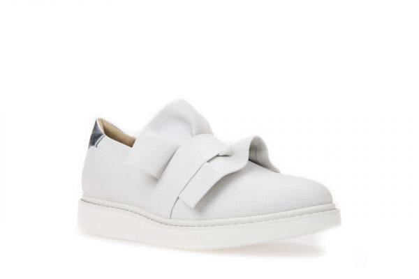 Pantofi Femei Geox D824BD_000BN_C1000 White