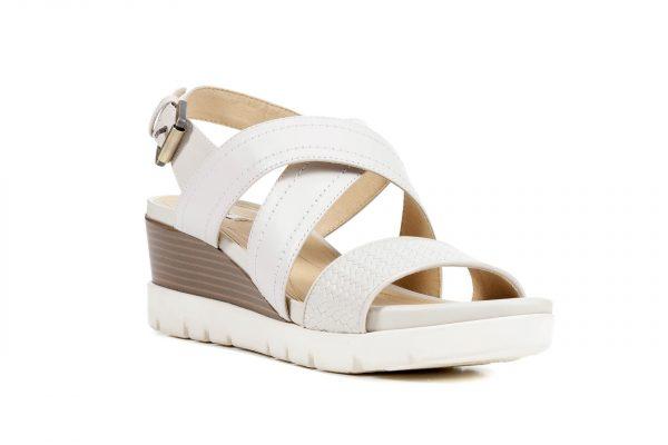 Sandale Geox D828AB_06R43_C1002 Off White