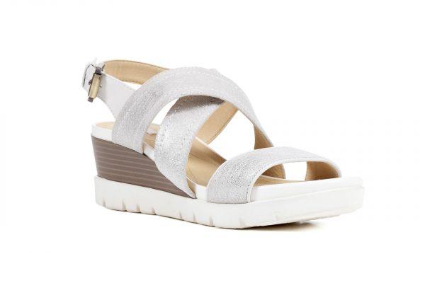 Sandale Geox D828AB_07785_C1000 White