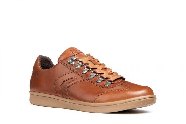 Pantofi Barbati Geox u840lb 00043 C6001 Cognac