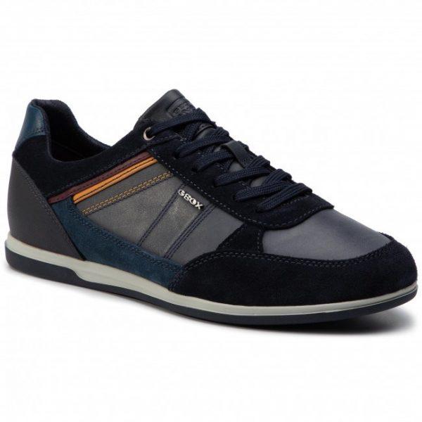 Pantofi barbati Geox U824GB 0CL22 C4458 Navy/Denim