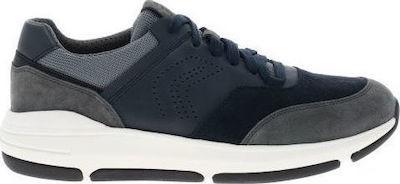 Pantofi barbati GEOX U926LA 04322 C0718 navy/dk gray