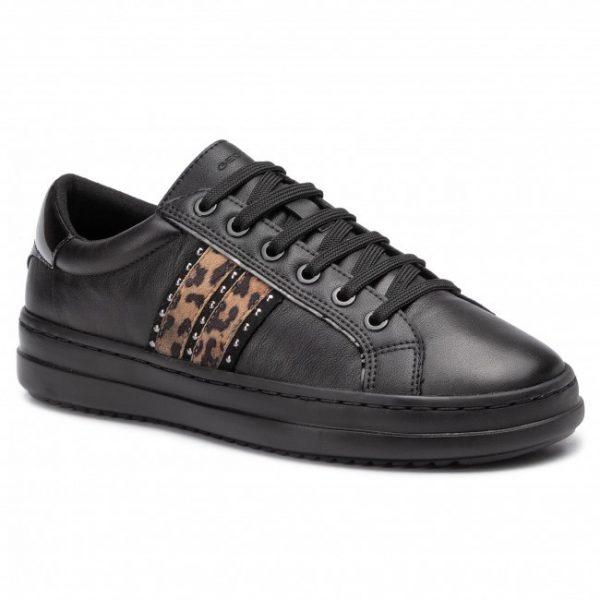 Pantofi femei GEOX D94FED 08507 C9999 black