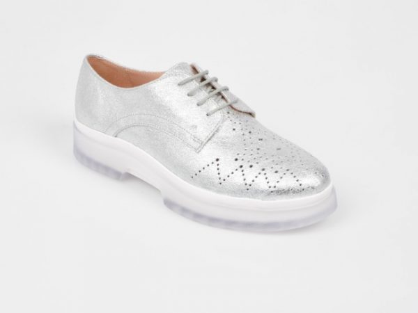 Pantofi femei GEOX D929WC 000VI C1007 silver