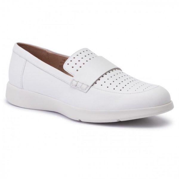 Pantofi femei GEOX D92DHE 00043 C1000 white