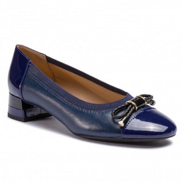 Pantofi femei GEOX D849XC 8502 C4000 blue
