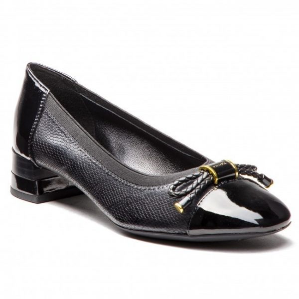Pantofi femei GEOX D849XC 07702 C9999 black