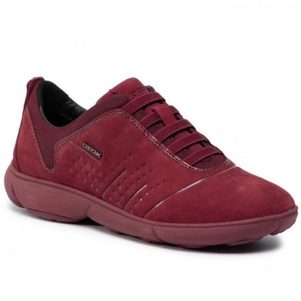 Pantofi femei GEOX D941ED 00032 C7005 bordeaux