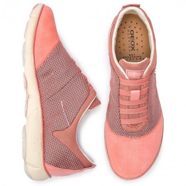 Pantofi femei GEOX D621EC 01422 C7008 coral