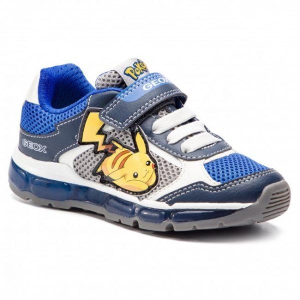 Pantofi copii GEOX J9244B 014BU C4226 navy/royal