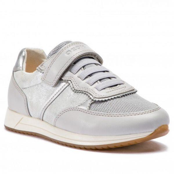 Sneackers copii GEOX J926FA OMABC C1007 Silver