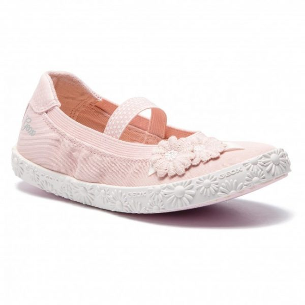 Sneakers copii GEOX J92D5I 00011 C8172 lt rose