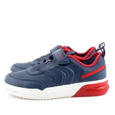 Pantofi copii GEOX J949YD 0BU11 C0735 navy/red