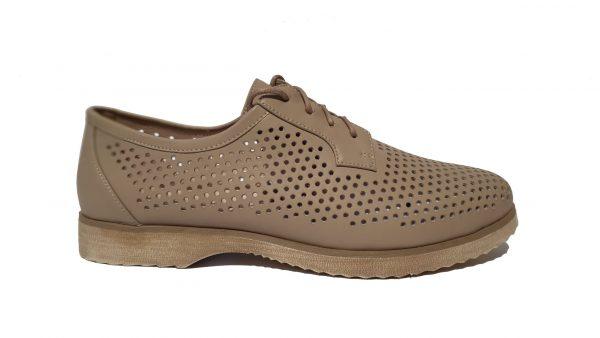 Pantofi dama FORMAZIONE Y22325-18 bej