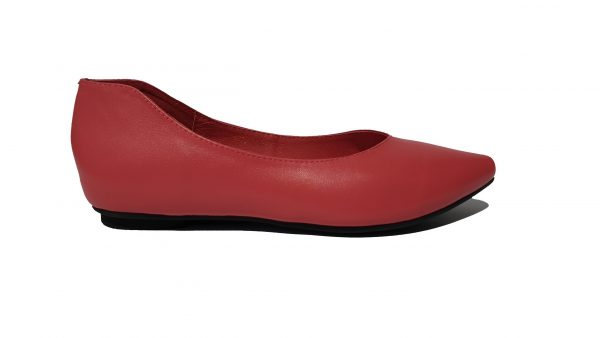 Balerini dama Formazione 1030-5 red