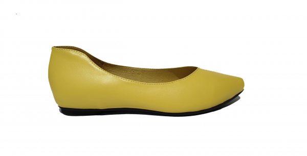 Balerini dama Formazione 1030-5 yellow