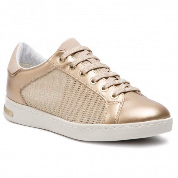 Pantofi femei GEOX 821BA olynf C852X SILVER/NAVY