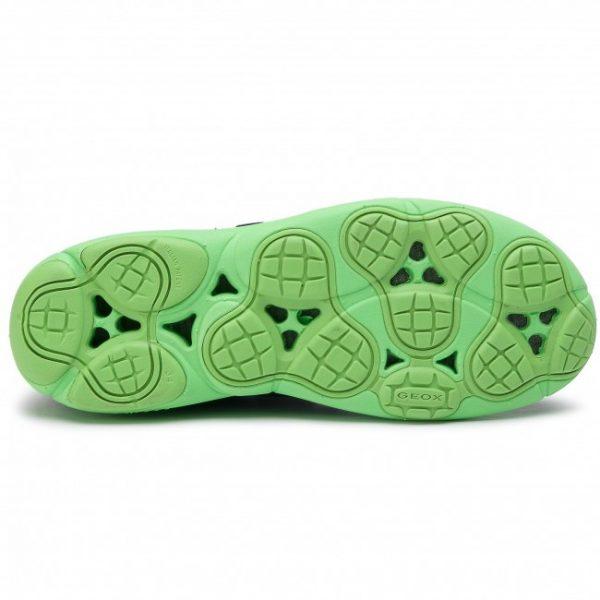 Pantofi copii GEOX J921TB 01322 C4457 Blue / Fluo Green