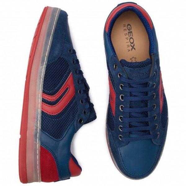 Pantofi barbati GEOX U925QA 02214 C4072 DK ROYAL
