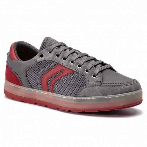 Pantofi barbati GEOX U925QA 02214 C1006 GREY