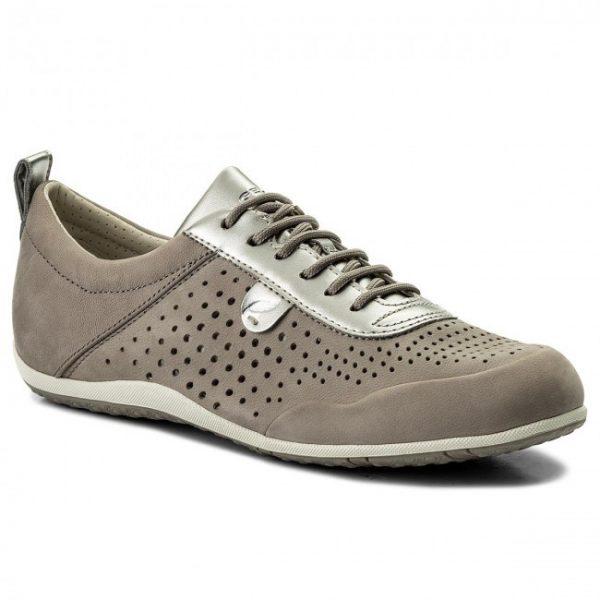 Pantofi femei GEOX D8209B C1010 LT GREY